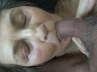 Granny Sucks Dick POV